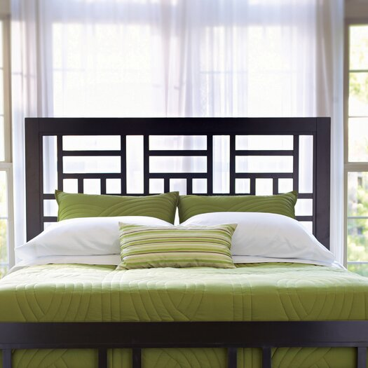 Broyhill® Perspectives Lattice Headboard in Graphite