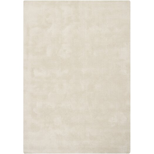 Chandra Rugs Clarissa Ivory Solid Area Rug
