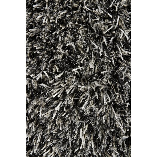 Chandra Rugs Caprice Dark Grey Area Rug