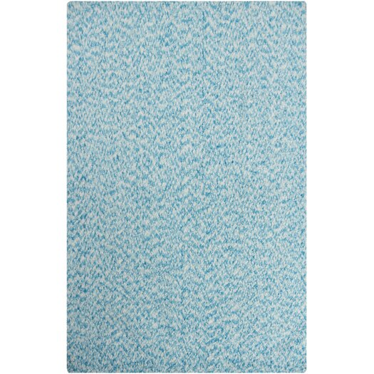 Chandra Rugs Zion Blue Area Rug