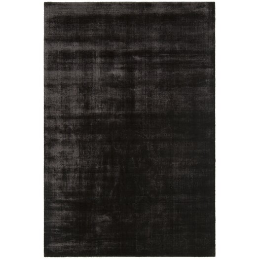 Chandra Rugs Alida Black Area Rug