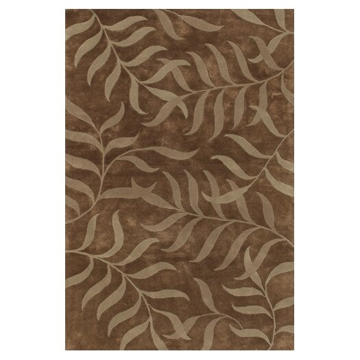 Chandra Rugs Casta Brown / Natural Area Rug