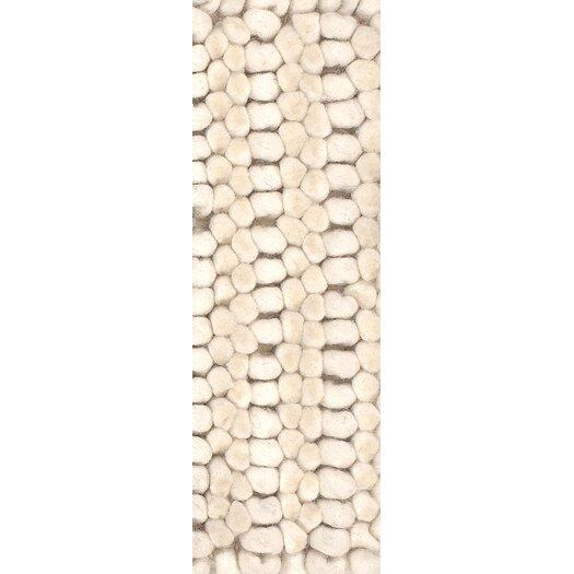 Chandra Rugs Anni White Area Rug