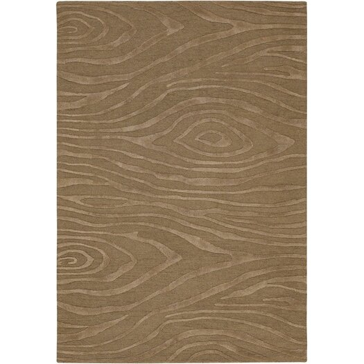 Chandra Rugs Cosma Brown Area Rug