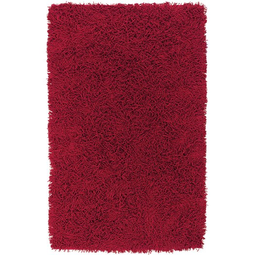 Chandra Rugs Enza Red Area Rug
