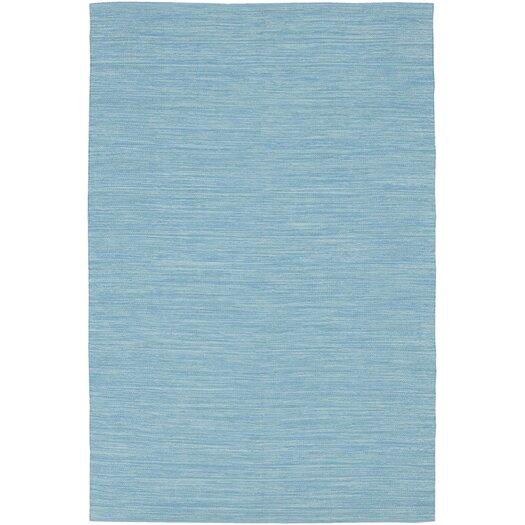 Chandra Rugs India Blue Area Rug