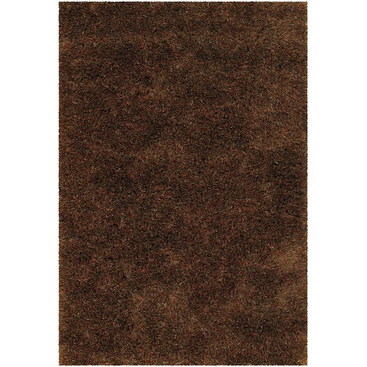 Chandra Rugs Tallis Brown Area Rug