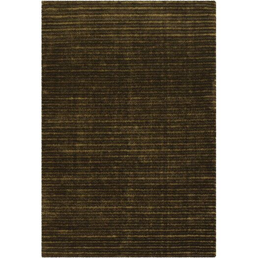 Chandra Rugs Ulrika Brown Area Rug