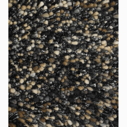 Chandra Rugs Sterling Black Area Rug