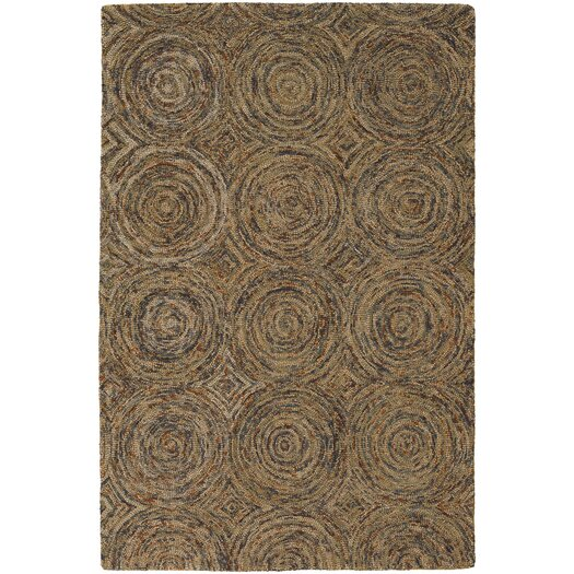 Chandra Rugs GalaxyTan/Brown Area Rug