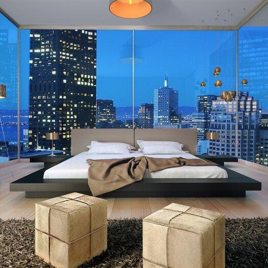 Modloft Worth Platform Bed