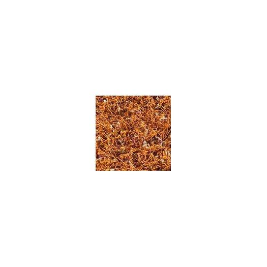 Hokku Designs Howzen Mix Orange Area Rug
