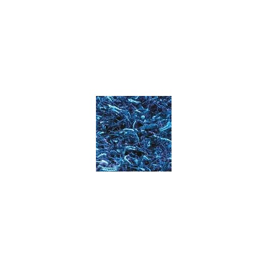 Hokku Designs Howzen Mix Blue Area Rug
