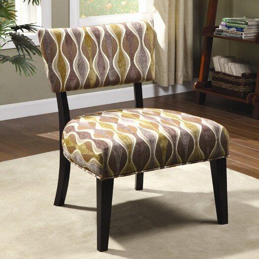 Hokku Designs Genova Cotton Slipper Chair