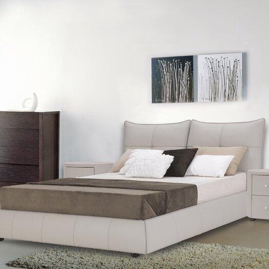 Hokku Designs Excite Platform Bed