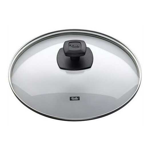 """Fissler USA Ultimate Frying System Comfort 11"""" Quality Glass Lid"""