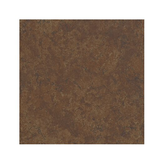"Shaw Floors La Paz 6-1/2"" x 6-1/2"" Ceramic Tile in Chipotle"