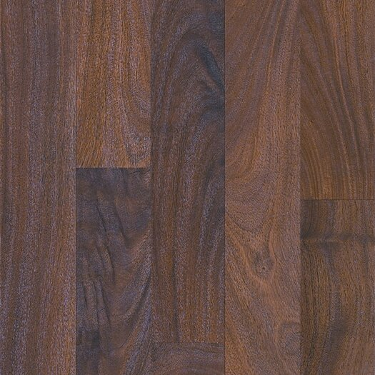 Shaw Floors Natural Values II 6.5mm Mahogany Laminate in Cascade