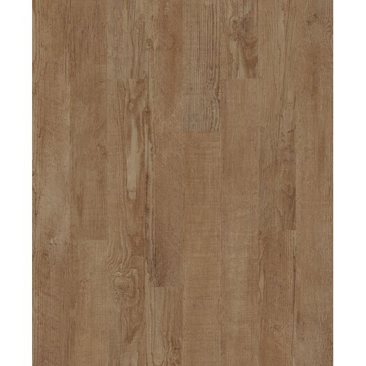 "Shaw Floors Merrimac 3-9/10"" x 36-1/5"" Vinyl Plank in Wheat Hickory"
