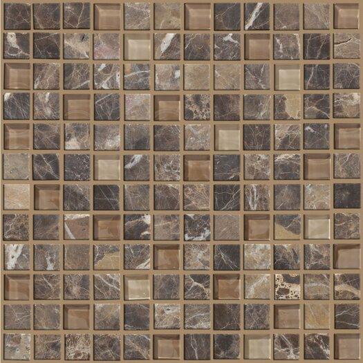 Shaw Floors Mixed Up Mosaic in Dakota