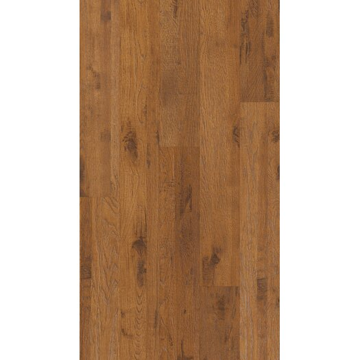 Shaw Floors Riverdale Hickory 12mm Handscraped Laminate in St. Johns