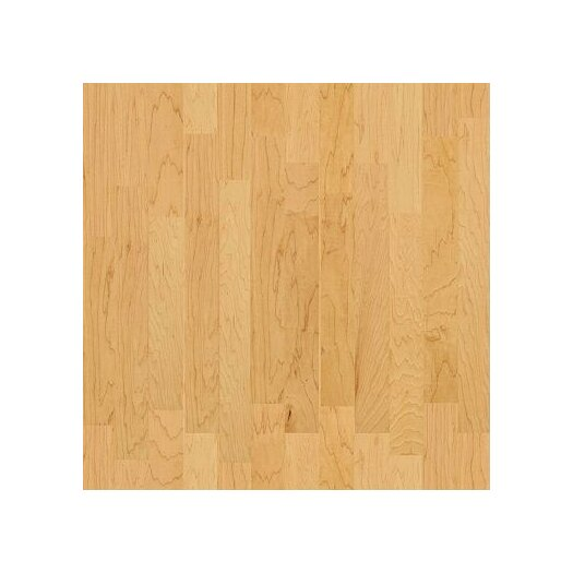 "Shaw Floors Epic Hampshire 3-1/4"" Engineered Maple Flooring in Natural"