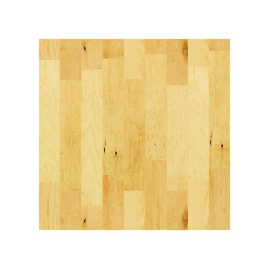 """Shaw Floors Epic Hampshire 5"""" Engineered Maple Flooring in Natural"""