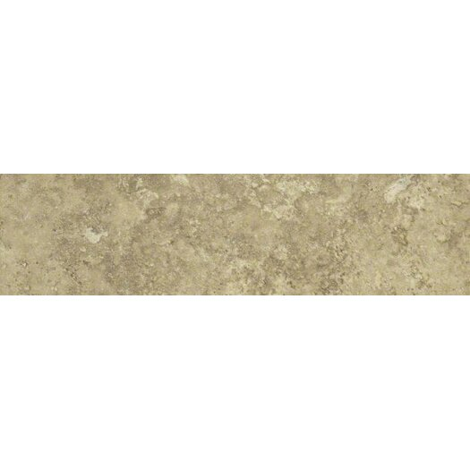 "Shaw Floors Lunar 12"" x 3"" Bullnose Tile Trim in Beige"
