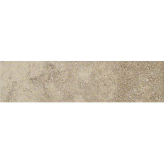 """Shaw Floors Soho 12"""" x 3"""" Bullnose Tile Trim in Gascogne Beige"""
