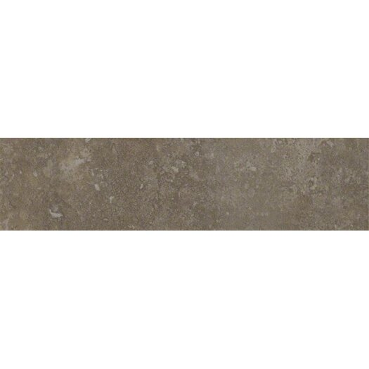"Shaw Floors Soho 12"" x 3"" Bullnose Tile Trim in Nova Blue"