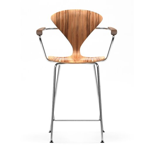 Cherner Chair Company Bar Stool with Arms