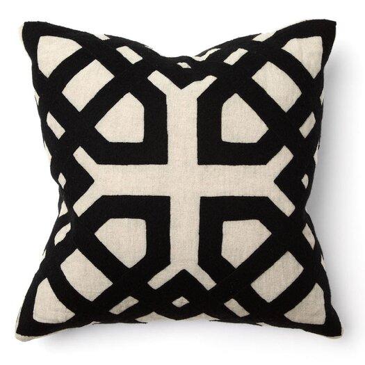 Kosas Home African Mod Kalena Applique Throw Pillow