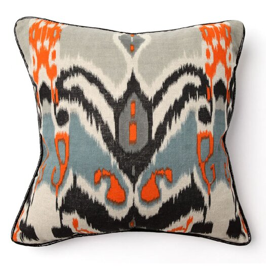 Kosas Home African Mod Keke Ikat Print Throw Pillow