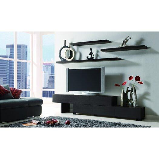 """Creative Furniture Loft 118"""" TV Stand"""