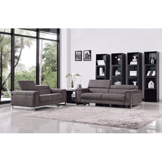 Lana Sofa and Loveseat Set