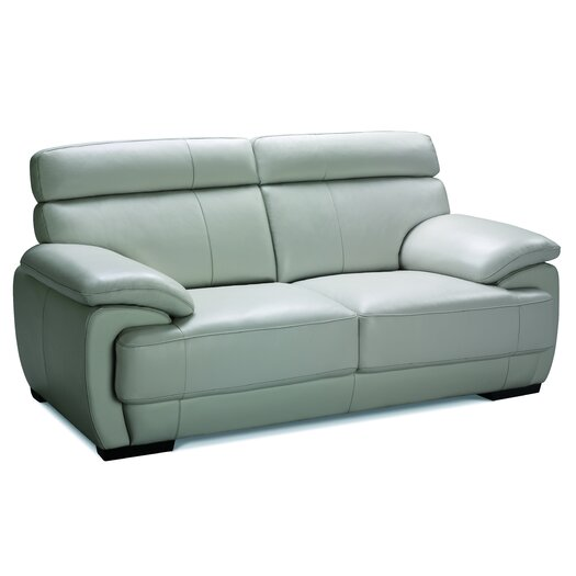 Creative Furniture Bravo Leather Loveseat