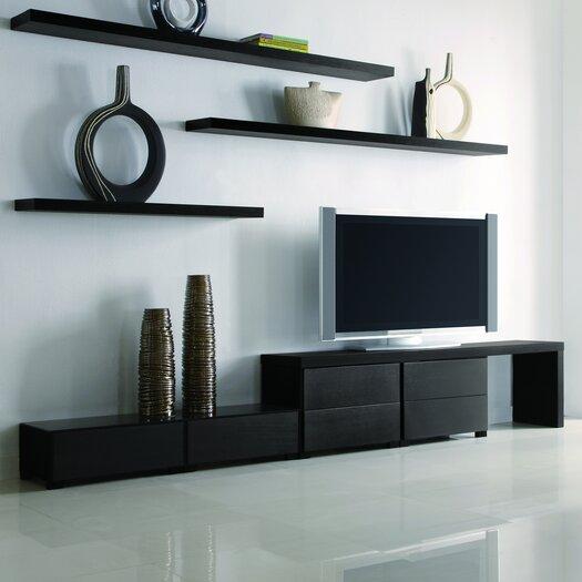 """Creative Furniture Module 118"""" TV Stand"""
