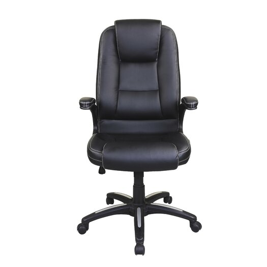 Daryl High-Back Office Chair with Arms