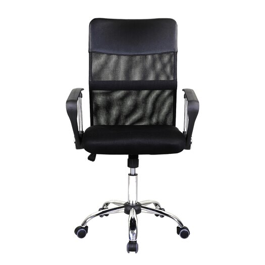 Perry High-Back Office Chair with Arm