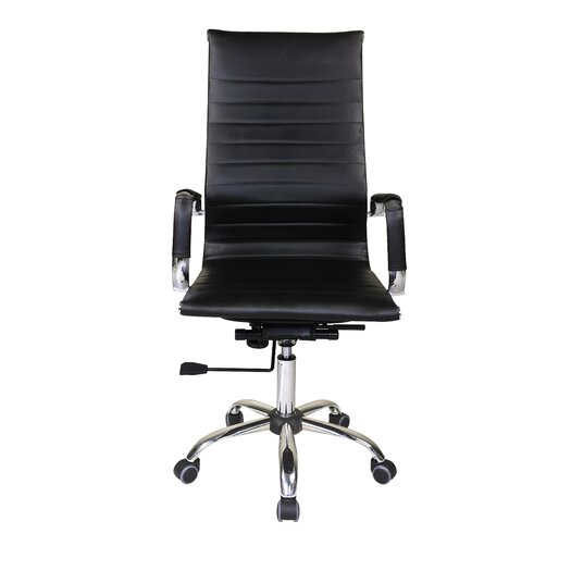 Otis High-Back Office Chair with Arms