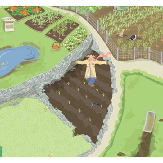 Le Toy Van Farmyard Playmat
