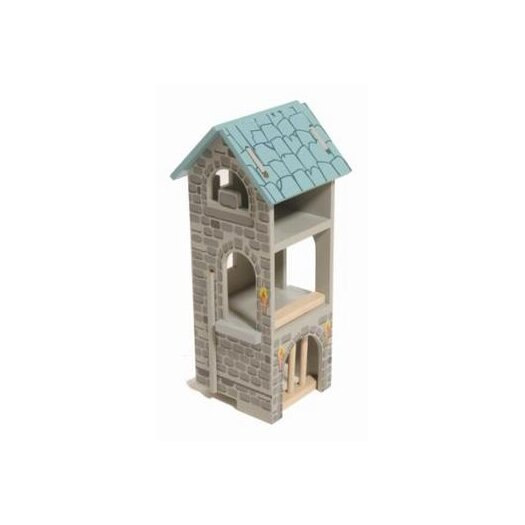 Le Toy Van Edix the Medieval Village Prison Tower