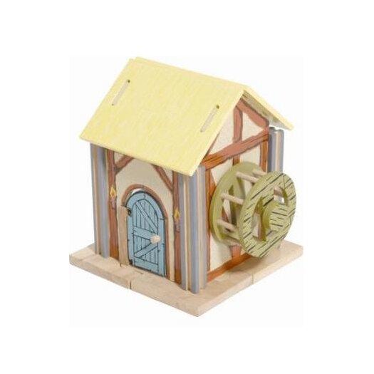 Le Toy Van Edix the Medieval Village Watermill