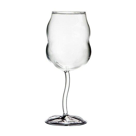"""Seletti Sonny 7.7"""" Glass Goblet"""