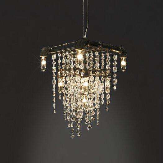Michael McHale Designs Tribeca 9 Light Grand Chandelier