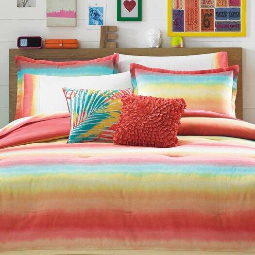 Teen Vogue Electric Beach Decorative Pillow