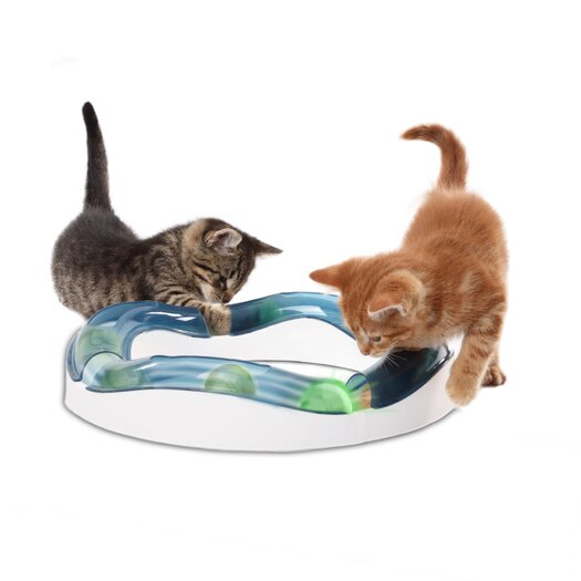 Catit by Hagen Catit Design Senses Speed Circuit Cat Toy