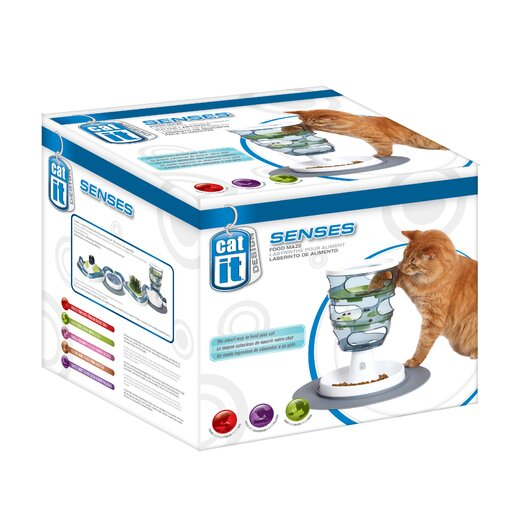 Catit by Hagen Catit Design Senses Treat Maze Cat Toy