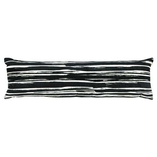 Cielo Brush Stroke Pillow