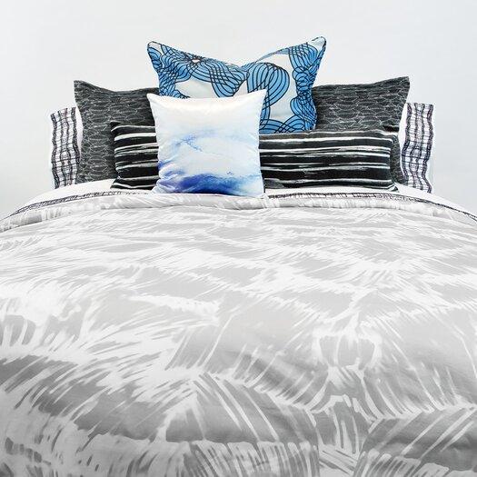 Lorena Gaxiola Cielo Brush Stroke Pillow
